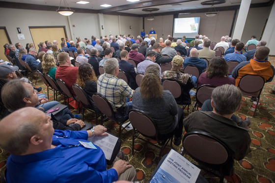 MWEA MO-AWWA joint conference attendees