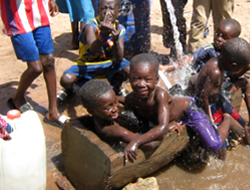 Gambia-West Africa Drinking Water Project